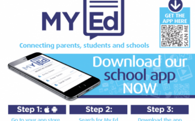 Coming soon! New Free Parent App to share information