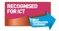 recognised ict logo